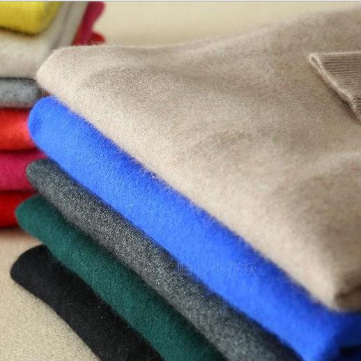 Suéter de las Nuevas mujeres yardas grandes flojas de la camisa de punto de cobe