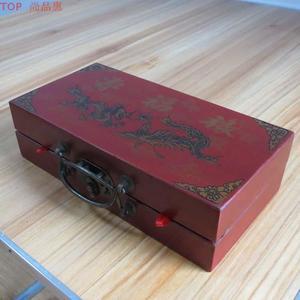 Image 3 - Een Set van Prachtige Chinese 32 stuks Terra Cotta Warriors Standbeeld Schaken met Antieke Dragon Phoenix Doos
