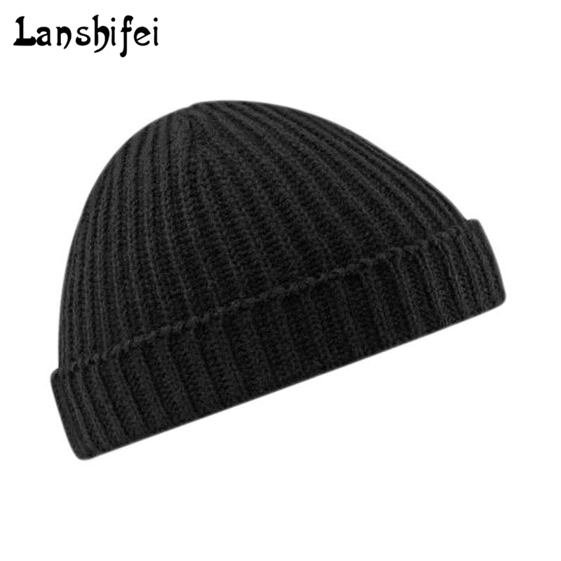 Casual Winter Warm Knitted Skullies Beanie Snowboard Cycling Sports Headwear Hip Hop Hats Cap For Men Women unisex cotton hip hop hat with ring warm beanie cap in winter women knitted hats men and women skullies