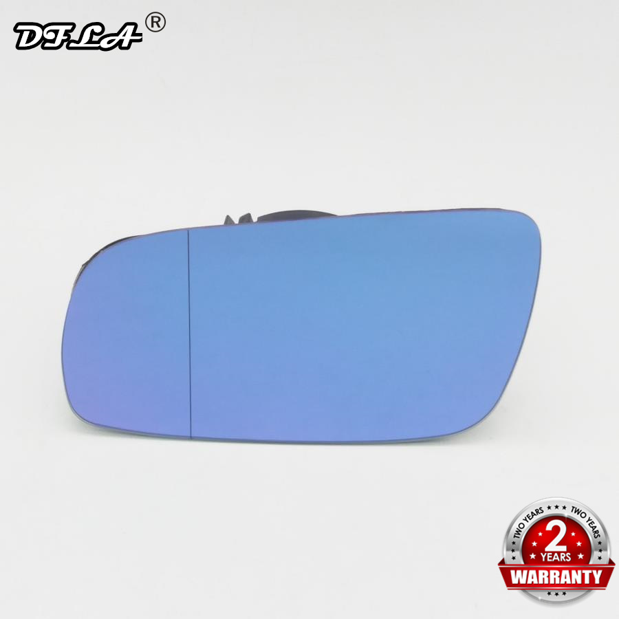 Right hand driver side for VW Lupo 2000-2005 Wide Angle wing mirror glass