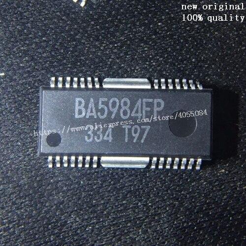5PCS BA5984FP-E2 LC72131 SYN470DBC ALC202A BA5984FP New