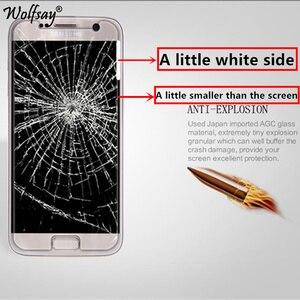 Image 2 - 2 Pcs per La Protezione Dello Schermo in Vetro Temperato Samsung Galaxy S7 Ultra Sottile Pellicola Protettiva per Samsung Galaxy S7 di Vetro per Samsung S7