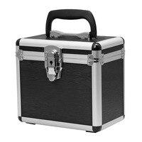 portable Aluminum alloy tool box Safety equipment camera Lens case Impact resistance storage box level Measuring instrument case