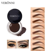 VERONNI Eyebrow Enhancers Gel Cream 8 Colors 3D Natural Makeup EyeBrow Tint microblading tattoo Eye brow Waterproof