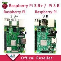 Оригинальный Raspberry Pi 3 Model B + Raspberry Pi Raspberry Pi3 B Plus Pi 3 Pi 3B с WiFi и Bluetooth