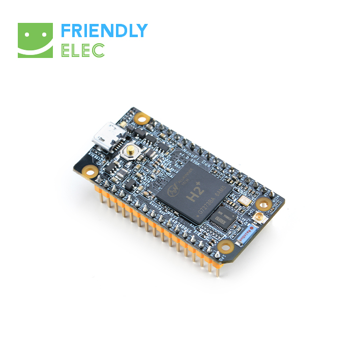 Friendly NanoPi Duo Full Ambition H2+ Internet of Things IOT Development Board UbuntuCore A7 friendly development board nanopi fire2a with 4 3 inch capacitive screen s430 s5p4418 electronic board open source