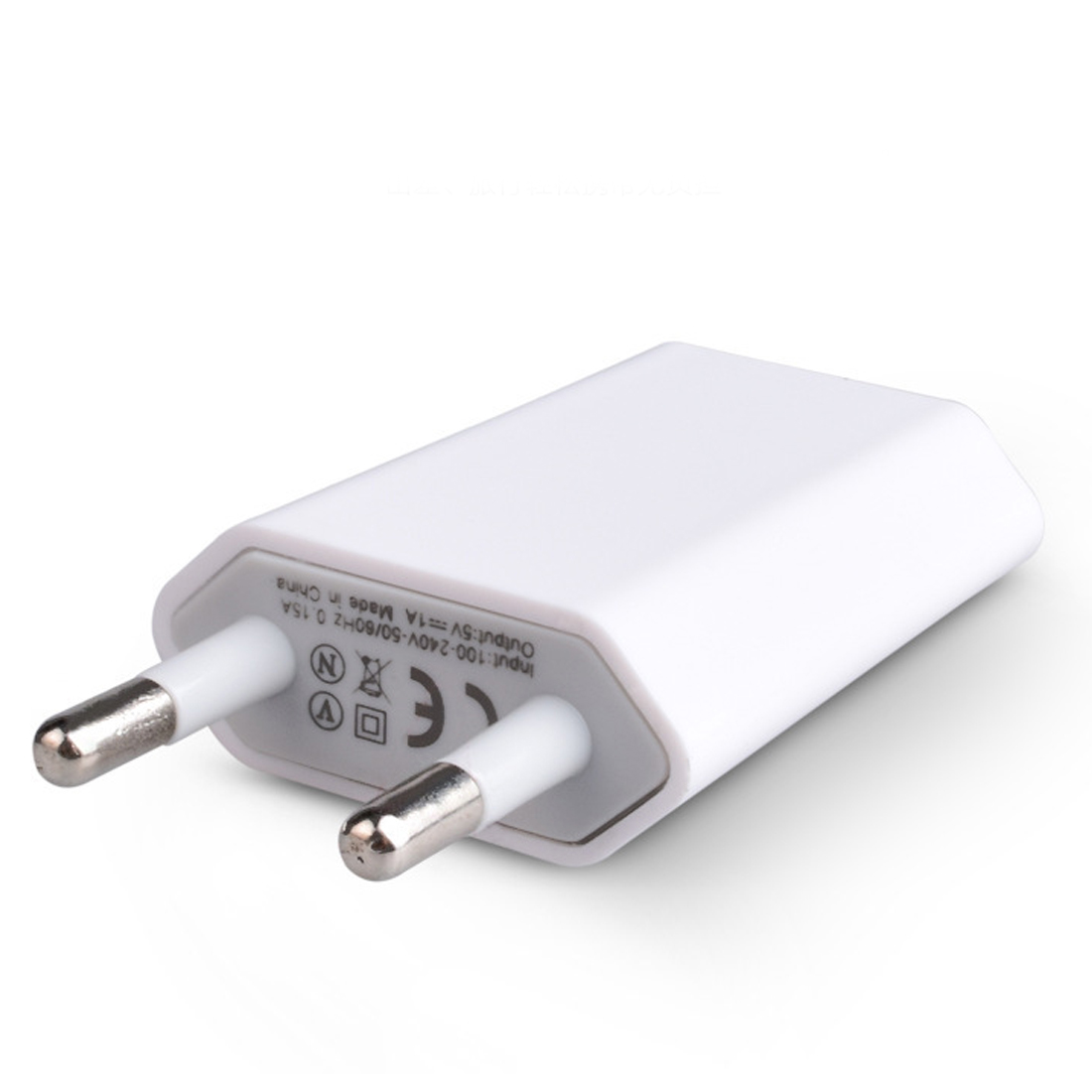 Etmakit Universal EU Plug USB Power Home Wall Charger