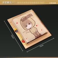 E-Mell Miku SAO Tokyo Ghoul Totoro Attack on Titan Natsume Yuujinchou One Punch Man Kantai collection Short Wallet 1