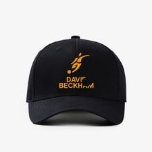 Baseball David Beckham England Manchester Men s Adjustable Cap Casual  leisure hats Solid Color Fashion Snapback Summer 9a855ca2ffca
