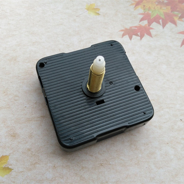 2PCS High Torque 6262 18.5mm or 22mm or 28mm Quartz Clockwork DIY Clock Repair