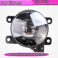 Car Styling LED Fog Lamp Assembly for Citroen C2 C3 C3 XR C4 C5 DS3 DS4 DS5 C Triomphe C Quatre LED Fog Light Auto Fog Lamp