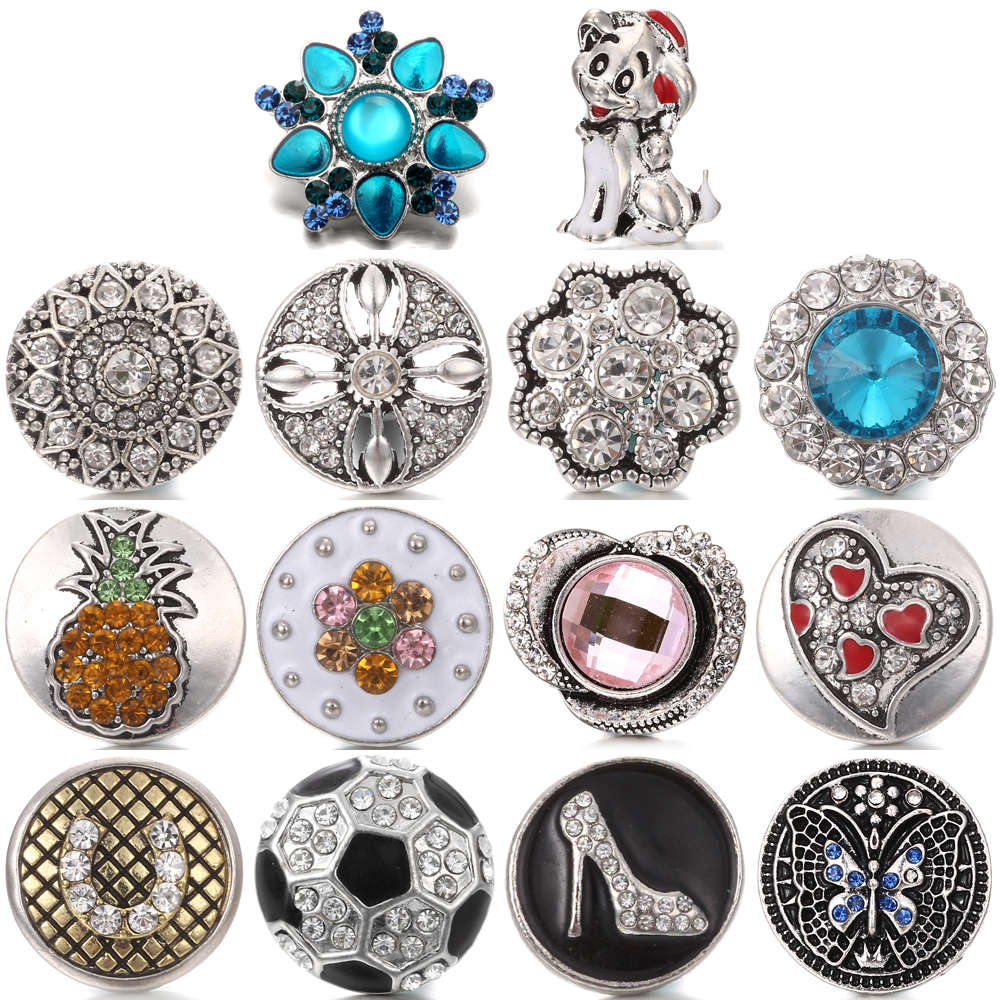 Snap It Button Fit Ginger Snaps Style Jewelry *FREE SHIPPING ON ORDERS OVER $25*