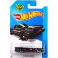 Out of print batmobile elite hot wheels oem 1:43 tm de comics (s12) versión cinematográfica batmobile