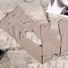 Spring AutumnSeamless Tight Pantyhose Women Sexy Winter Warm Tights Velvet Medias Elastic Strumpfhose Slim Collant