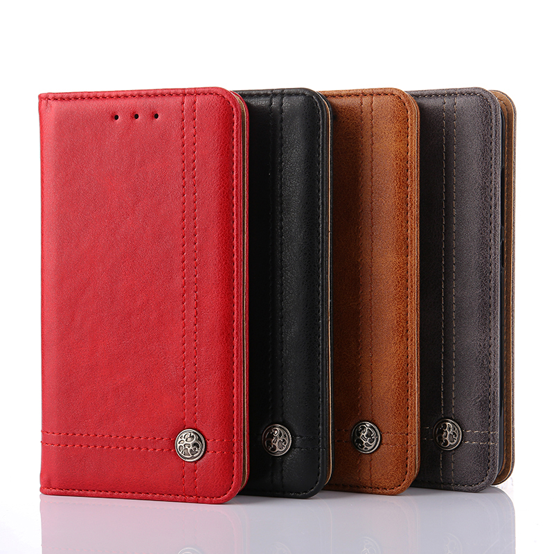 Oneplus 6 Case Oneplus 6 Cover Card Slot Wallet Leather Flip Phone case for One plus 6 1+6 Oneplus6 5t 5 3t 3 Funda