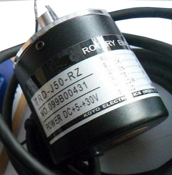 New TRD-J360-RZ Incremental Rotary Encoder 360P/R TRDJ360RZ e6a2 cs5c 50p r rotary encoder new e6a2cs5c 50p r 50pr compact size e6a2 cs5c
