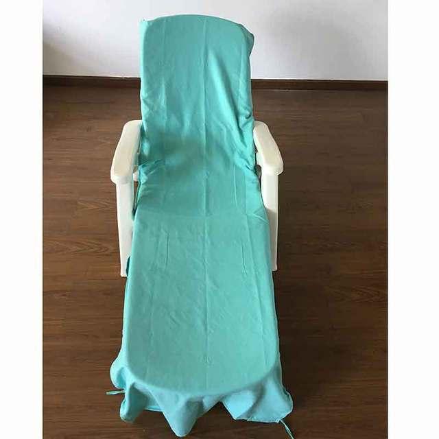 Microfiber Beach Chair Cover 3