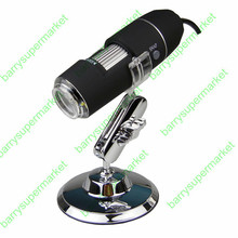 Discount! 1600X Practical USB 8-LED Digital Microscope Endoscope Magnifier 1600X(only) Camera