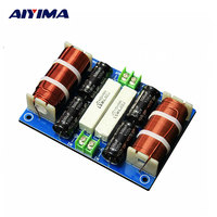 AIYIMA 400W Bass Subwoofer Frequency Divider Crossover Filter Passive Speaker Dedicated Home HiFi Amplifier Audio System
