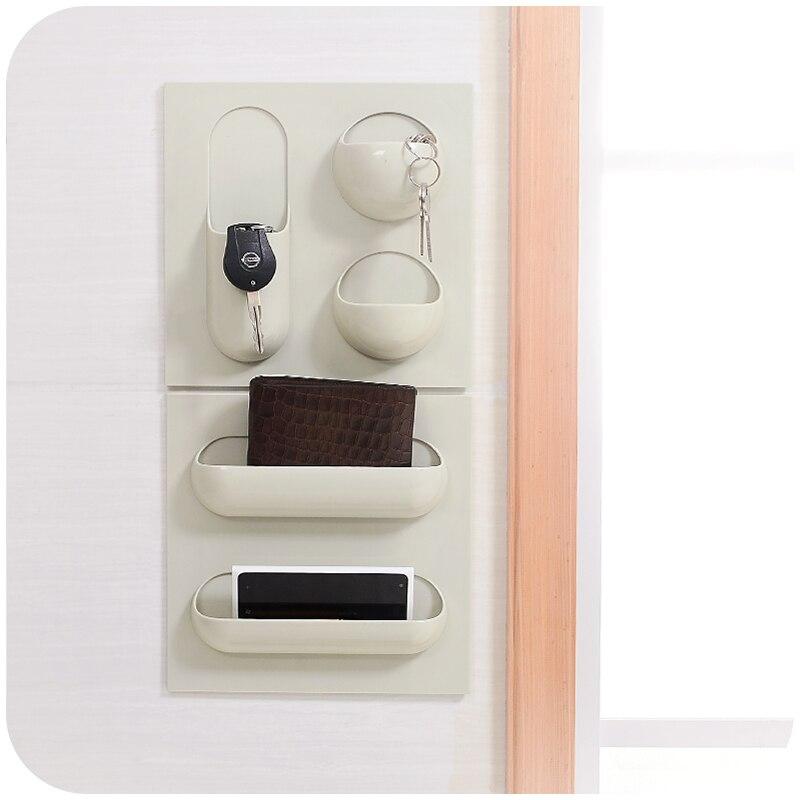 Aliexpresscom Buy Bathroom Storage Rack Self Adhesive Storage