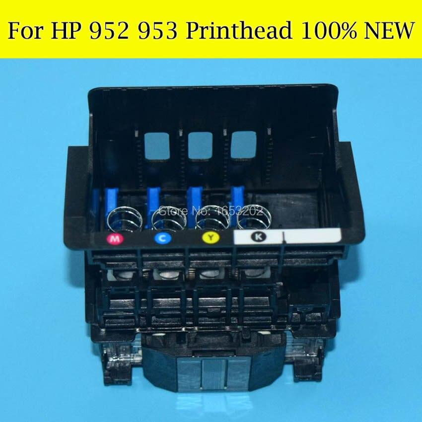 1 PC 100% New Original Printhead For HP 952 953 952XL 953XL Print Head For HP Officejet Pro 8710 8720 Printer