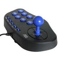 USB PC Street Fighter джойстик двойной шок аркадная игра Стик геймпад игровой коврик для Windows XP/9x/2000