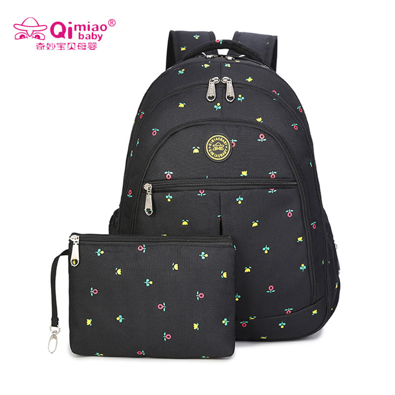 Qimiaobaby Large Capacity Maternity Backpack Nappy Diaper Backpacks For Travel Multifunctional Mother Mummy Mom Baby Bebe Bags maternity baby diaper backpack nappy nylon changing bags large capacity mother traveling mummy bag new design for mom