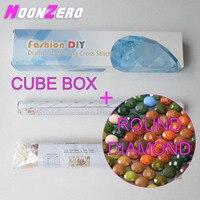 CUBE BOX-ROUND