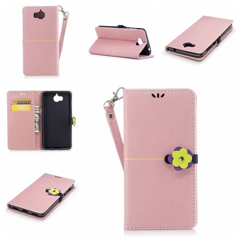 <font><b>Phone</b></font> Leather Flip <font><b>Case</b></font> for Huawei <font><b>Y5</b></font> 2017 III 3 MYA-L22 <font><b>Case</b></font> Cover for Huawei Y 5 2017 III Y5III Maya MYA L22 Y52017 <font><b>Cases</b></font> Bag
