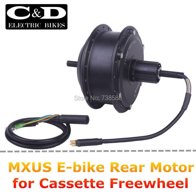 36v 250w 48v 350w Cassette Motor High Speed Brushless
