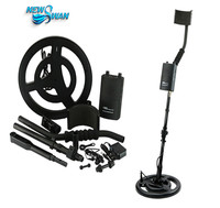 Silver And Gold Underground Metal Detector Gold Digger Treasure Hunter Detection Depth 2 5 M Professional