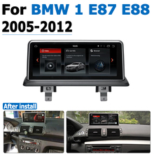 10.25 6-Core Android 8.0 up Car DVD Player For BMW 1 E87 E88 2005~2012 CCC CIC Autoradio GPS Navigation Multimedia