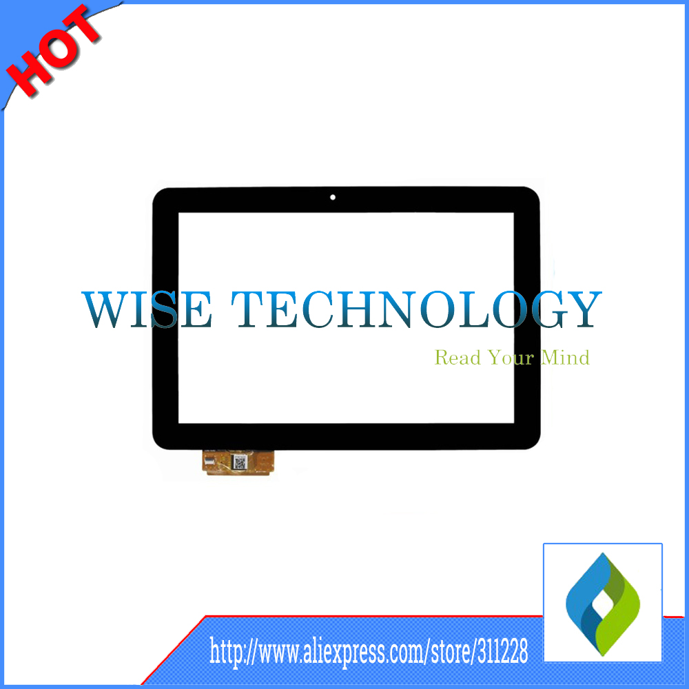 Original 10.1 inch Touch Screen Panel for PRESTIGIO MultiPad 4 Ultimate 10.1 3G PMP7100D3G_QUAD Digitizer Tablet PC Sensor