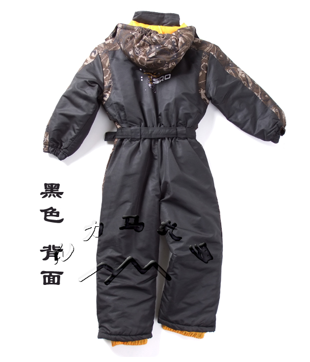 5670cbe9c 1 6Y Germany brand kids winter ski suits thick warm cotton padded ...