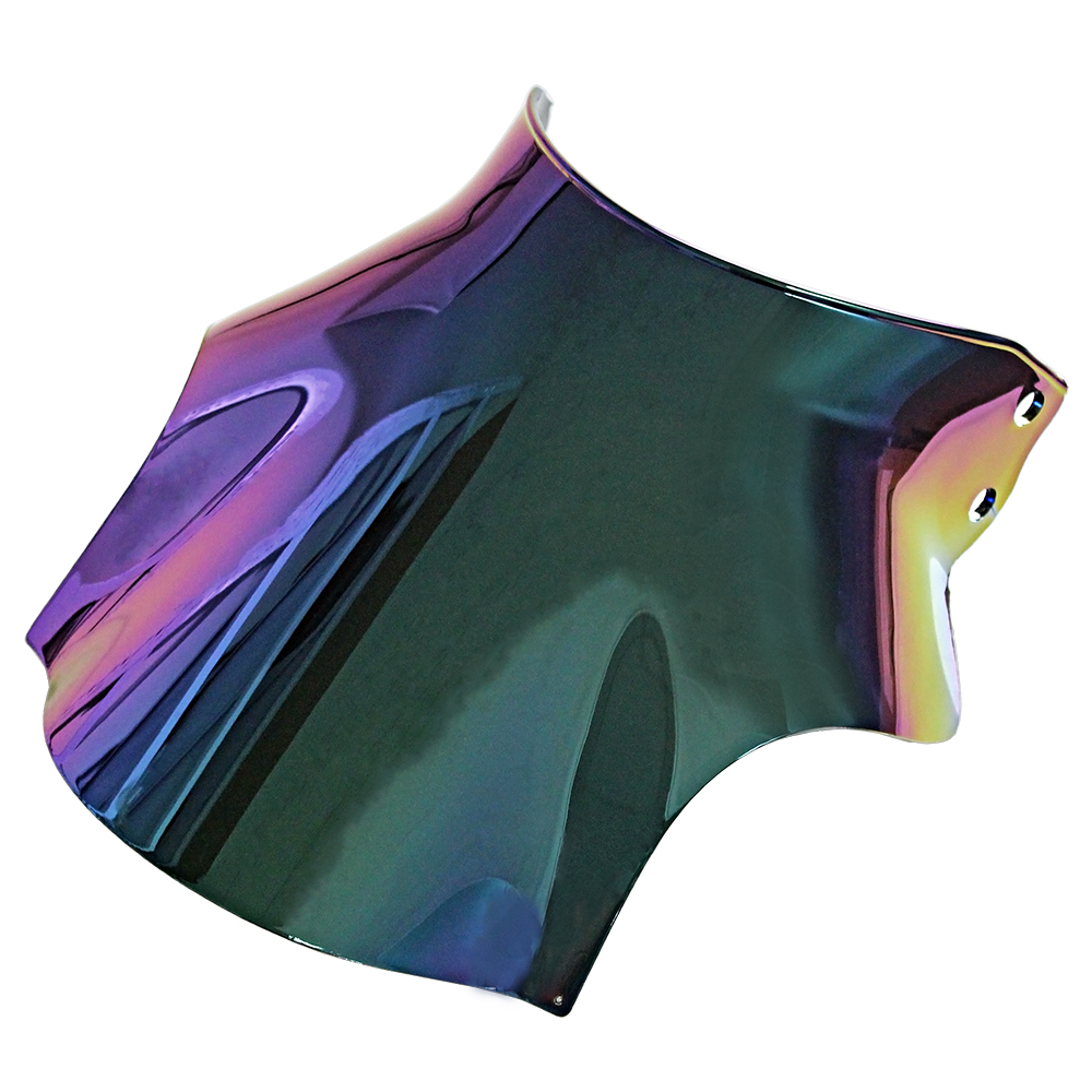 Image 4 - 1PC Motorcycle Windshield Motorcycles Headlight Glass Screen For Honda Kawasaki Yamaha Suzuki Bandit Bike Windscreen Wind Shield-in Windscreens & Wind Deflectors from Automobiles & Motorcycles