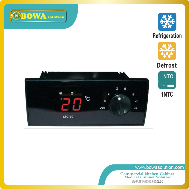 Microcomputer Temperature Controllers for kitchen refrigerator, direct cooled cabinets and  cake cabinet with stainless panel  цены