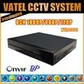 8-КАНАЛЬНЫЙ 1080 P NVR H.264 Сетевой Видеорегистратор Отличная Поддержка 1080 P/960 P/720 P Ip-камера Проста для Установки Поддержки Дистанционного P2P FreeShipping.
