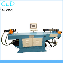 China HOT DW50NC hydraulic bending machine  can bend stainless steel 2 inch 50mm with mandrel ball