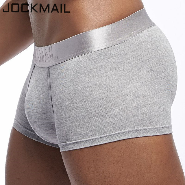 JOCKMAIL Brand Mens Underwear Boxers High Quality Modal Cuecas Boxers Men Boxer Homme Boxershorts Men Male Panties calzoncillos