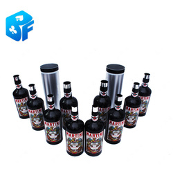Multiplying Passe Passe Bottles (10 Set) Made Famous by the Great Tommy Cooper!black one
