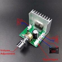 2018 High Quality AC/DC 12V TDA7297 Digital Audio Amplifier Board Dual-Channel Noise-free Module