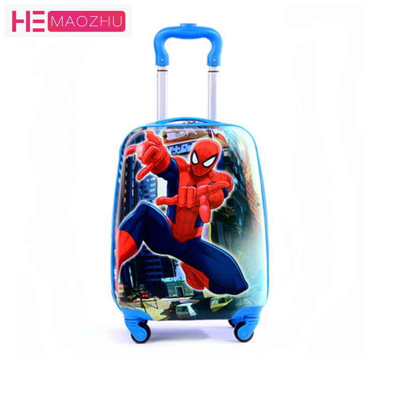 2019 Cartoon Kids Travel Trolley Bags Suitcase For Kids Children Luggage Suitcase Rolling Case Travel Bag On Wheels suitcase2019 Cartoon Kids Travel Trolley Bags Suitcase For Kids Children Luggage Suitcase Rolling Case Travel Bag On Wheels suitcase