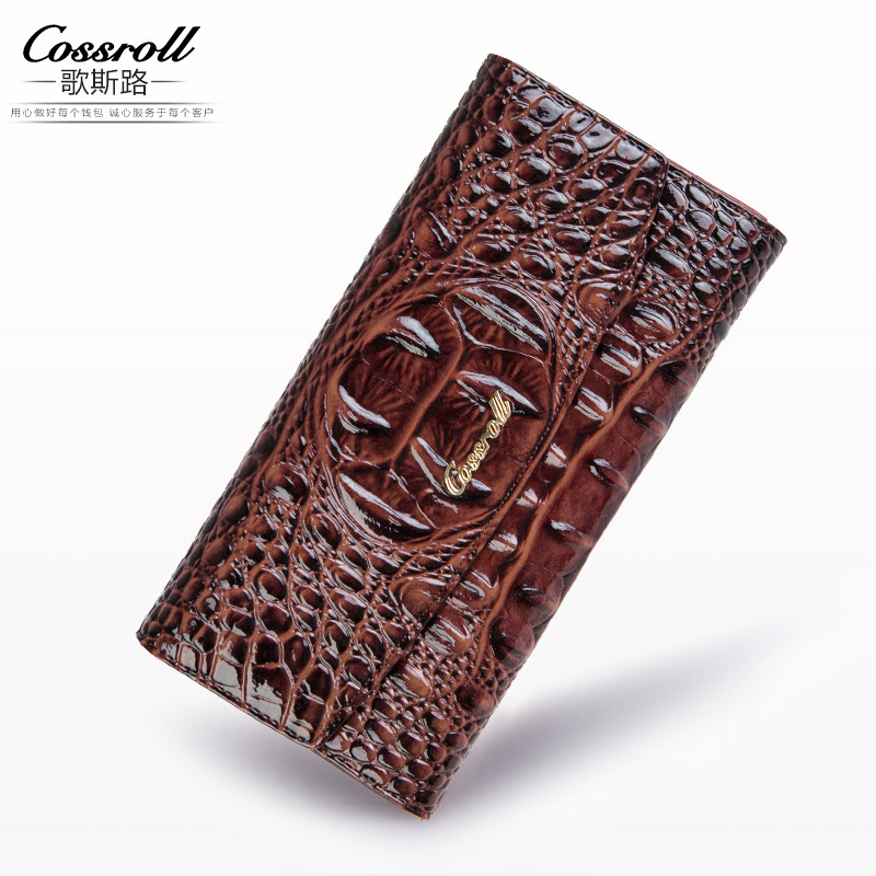 Women Wallets and Purses Luxury Brand Genuine Leather Wallet Fashion Female Designer Coin Purse Ladies Wallet Card Holder Wallet