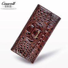 Women Wallets and Purses Luxury Brand Genuine Leather Wallet Fashion Female Designer Coin Purse Ladies Wallet