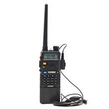 BAOFENG New Dual Band UV-5R II with 3800 mAh long battery Amateur Handheld Two Way Radio UHF/VHF128Channels FM Ham walkie talkie