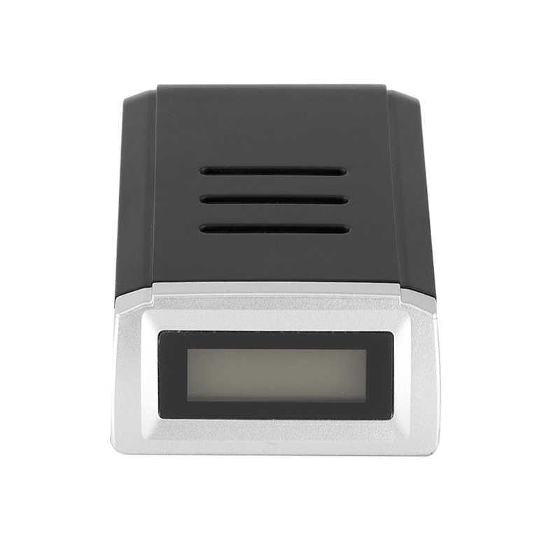 حار بيع الشواحن الذكية شاشة الكريستال السائل آمنة العالمي 4 فتحات شحن سريع ل AA AAA بطارية