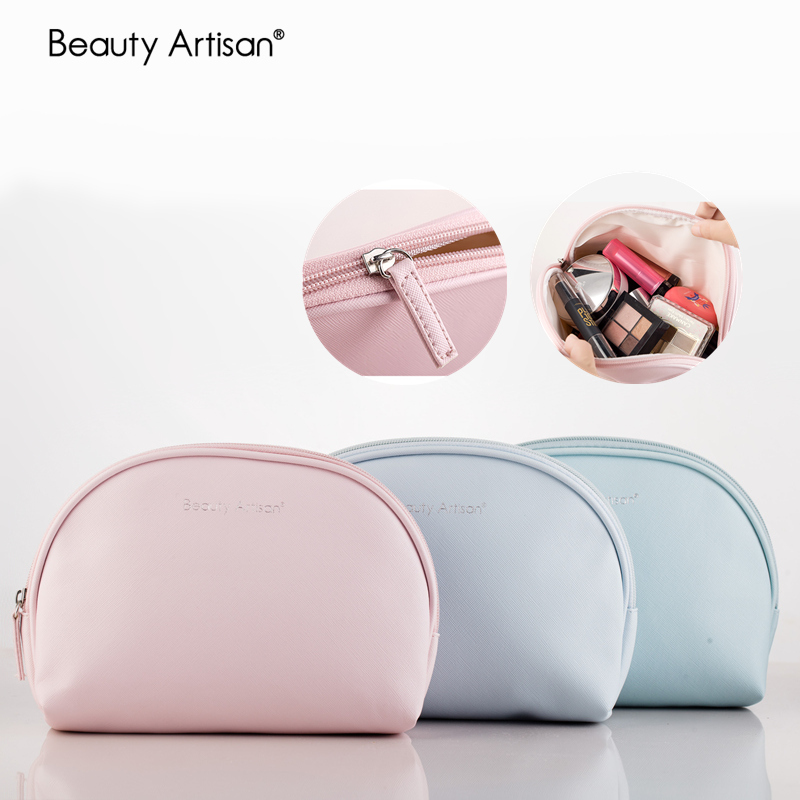 2017 Makeup Brush Bag Macarons Travel Organizer Cosmetic Bag Meshy Zipper Pouch for Beauty Accessories Makeup Brushes Tools 100cm creative slim diy mesh bag for cosmetic makeup brush 12290