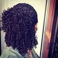 7А Индийский Вьющиеся Волосы Девственные Глубокая Волна 3 Bundle Предложения Индийской глубоко Вьющиеся Волосы Мед Роза Королева Волос Продукты Человеческих Волос
