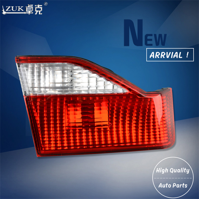 Great ZUK Inner Tail Light Tail Lamp Rear Light Brake Light Trunk Lid Light For HONDA  ACCORD