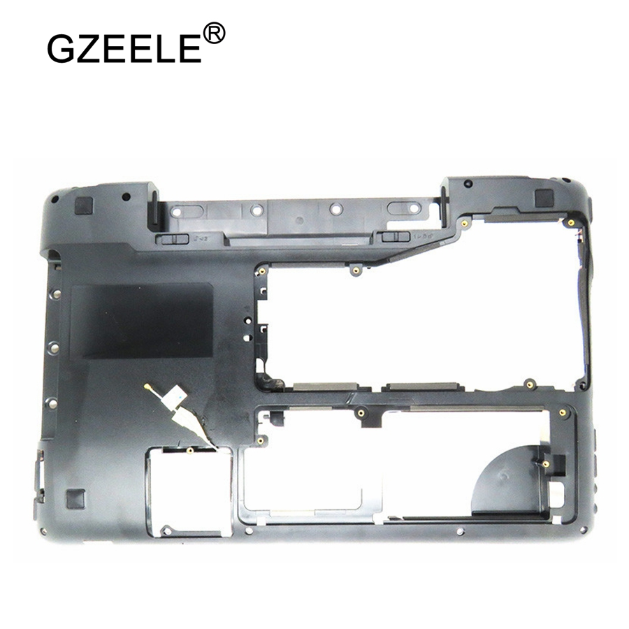 GZEELE NEW For <font><b>Lenovo</b></font> Ideapad <font><b>Y560</b></font> Y560A Y560P Base Bottom Cover Lower <font><b>Case</b></font> 34KL3BALV50 image